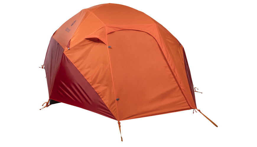 Marmot Limelight 4P Tent Cinder/Rusted Orange